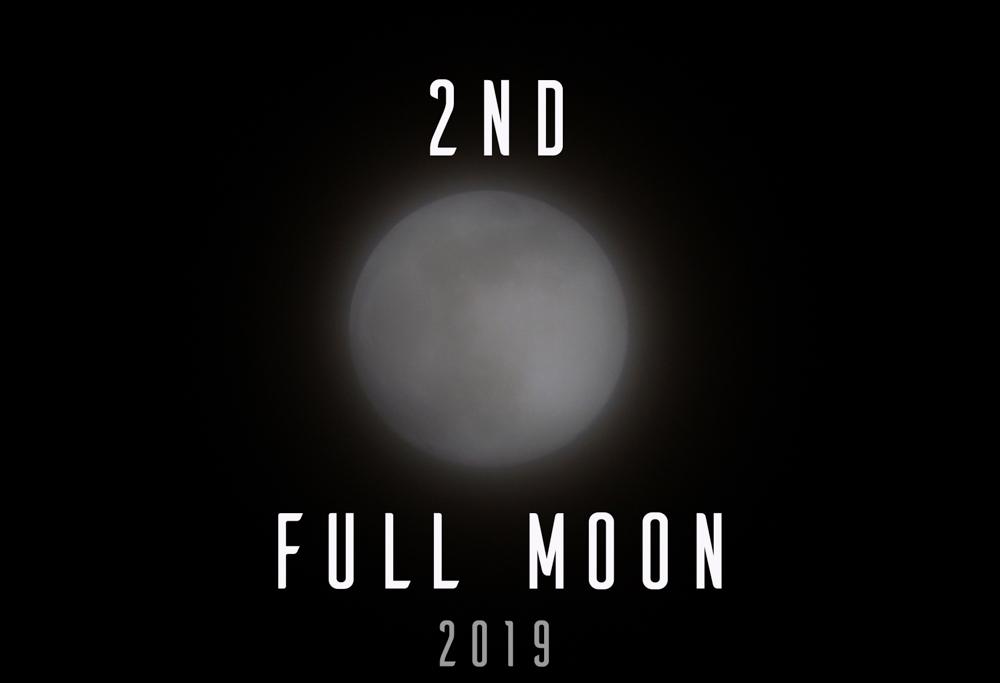 2ndFullMoon2019