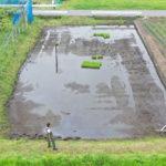 房総オルタナティブライスフィールド 初めての田んぼ 田んぼの準備Part2