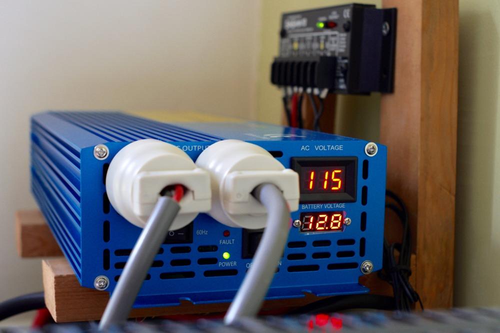 IPowerBingo 1500Wインバーター