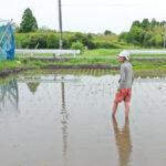 房総オルタナティブライスフィールド 2021年田植え DAY6 ひとまず終わった!ふぅ。
