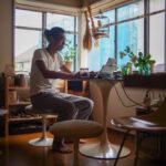 東京自宅で静養 房総南国化計画進行中 蓮・ハイビスカス・ニオイバンマツリ