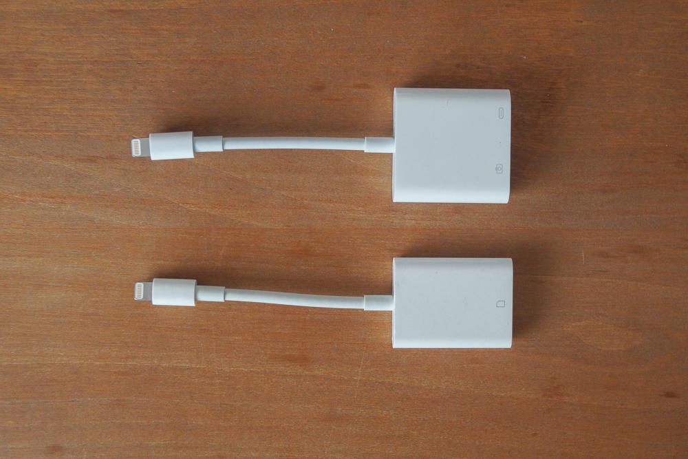 iPadで外部ストレージを読み込む iPad mini5+iPad OS+SDカードアダプタ+USB3アダプター