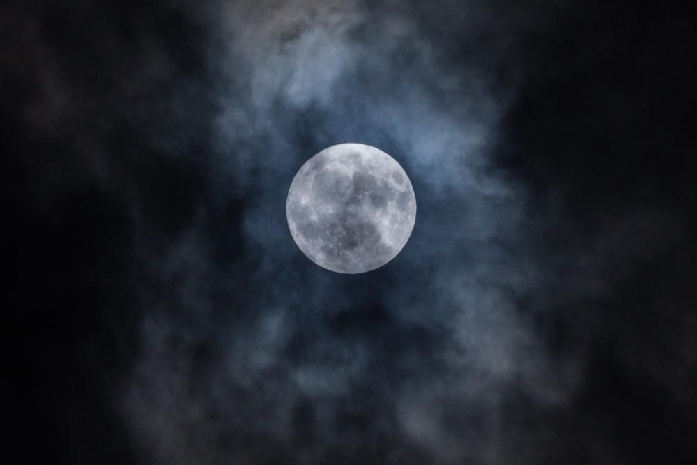 2019年10月の満月