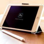 iPadでPhotoshopが使えるようになりました! iPad mini5とApple Pencilで画像補正してみる
