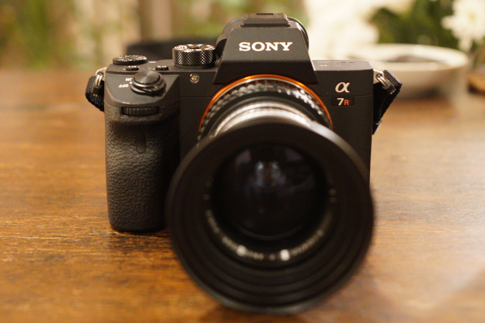 Sony α7 R III+Angenieux 35mm f2.5
