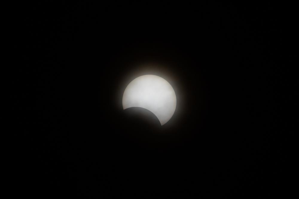 2020年 夏至・新月・部分日食