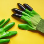 #67 Inforest Gardening Genie Gloves 爪付きモグラ手袋