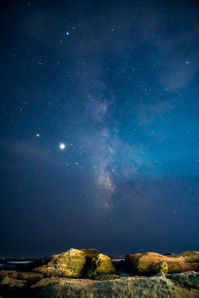 2020年ペルセウス座流星群を追って房総半島をふらふら