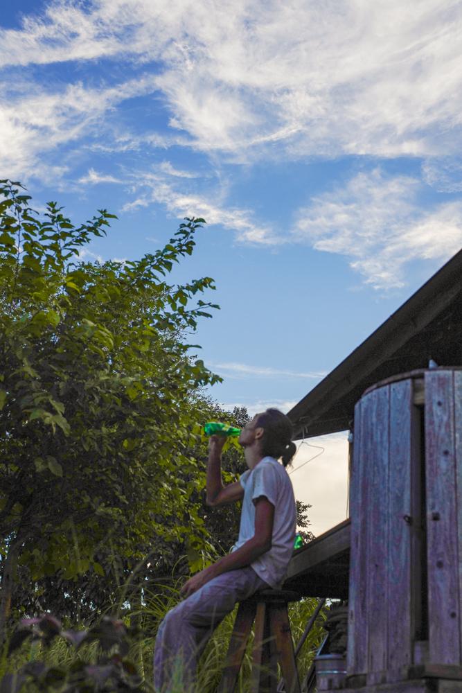 房総オルタナティブライスフィールド 初めての稲刈りDAY4+初めての脱穀DAY2