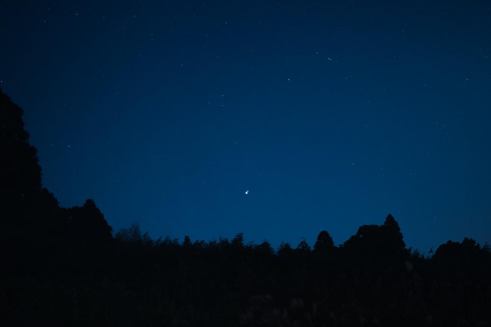 397年ぶりの木星と土星の大接近 グレートコンジャンクション