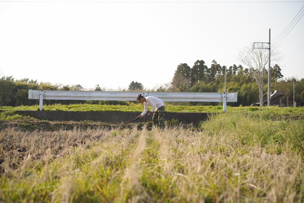 春の田起こし DAY7 ようやく先が見えてきた!