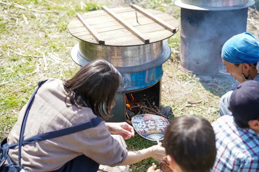 房総オルタナティブソイソース 手作りお醤油を作る お醤油搾りをして生醤油を抽出+お醤油の火入れをする