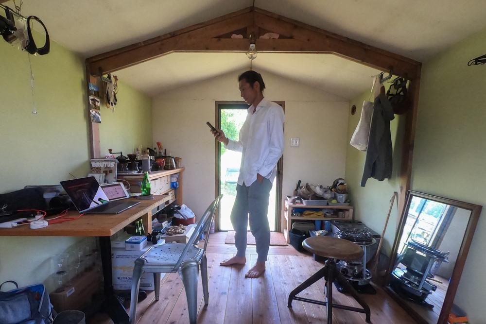 ひょんなことから今日も房総で過ごしてます 生姜・ブランディワイントマト・ホワイトキャベツ・緑ナス ルイジアナロングを定植