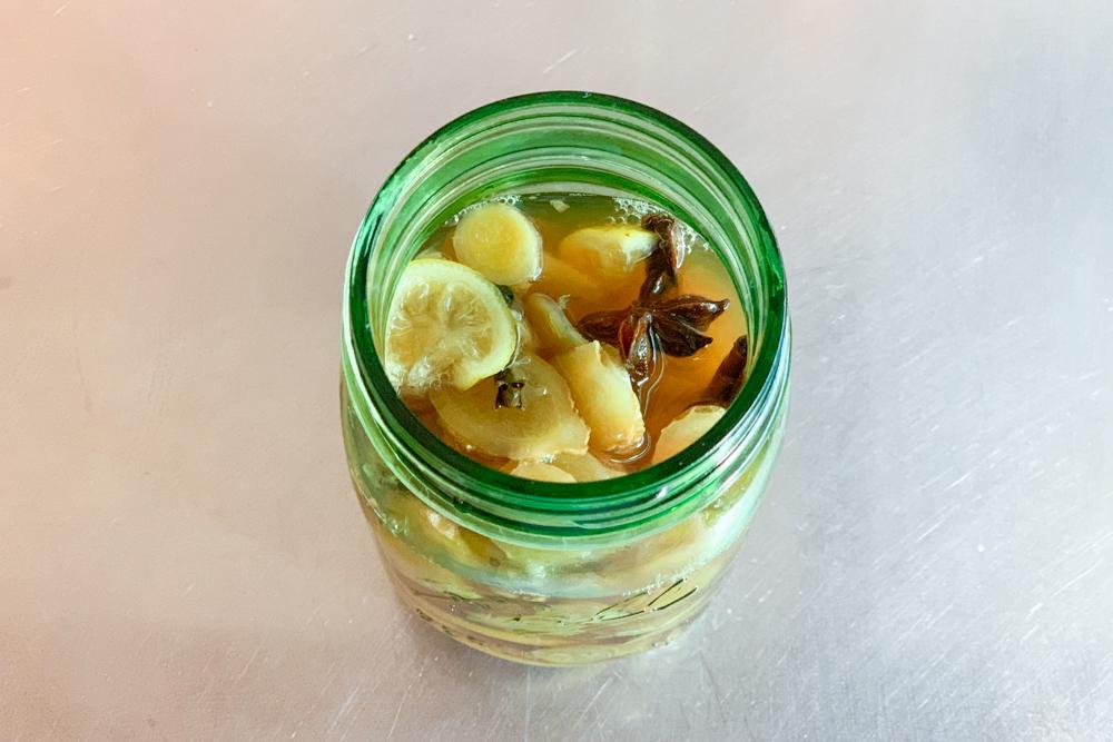 房総フィールド産 生姜と鷹の爪でジンジャエールを作ってみる+房総オルタナティブ米で生姜ご飯を作る