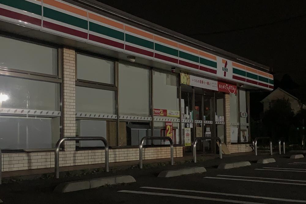 房総 台風15号の爪痕 コンビニ閉店