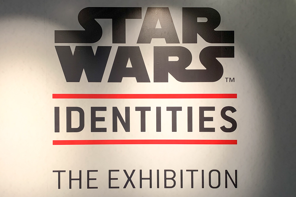 STAR WARS IDENTITIES THE EXHIBITION 天王洲 寺田倉庫