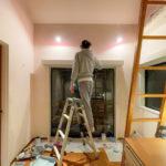 先天性DIY症候群 東京自宅 仕事部屋のペンキ塗りをすることにしてしまった...