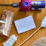 最強のお掃除ツールはどれか? 掃除機?雑巾?ほうき?モップ?はたき?