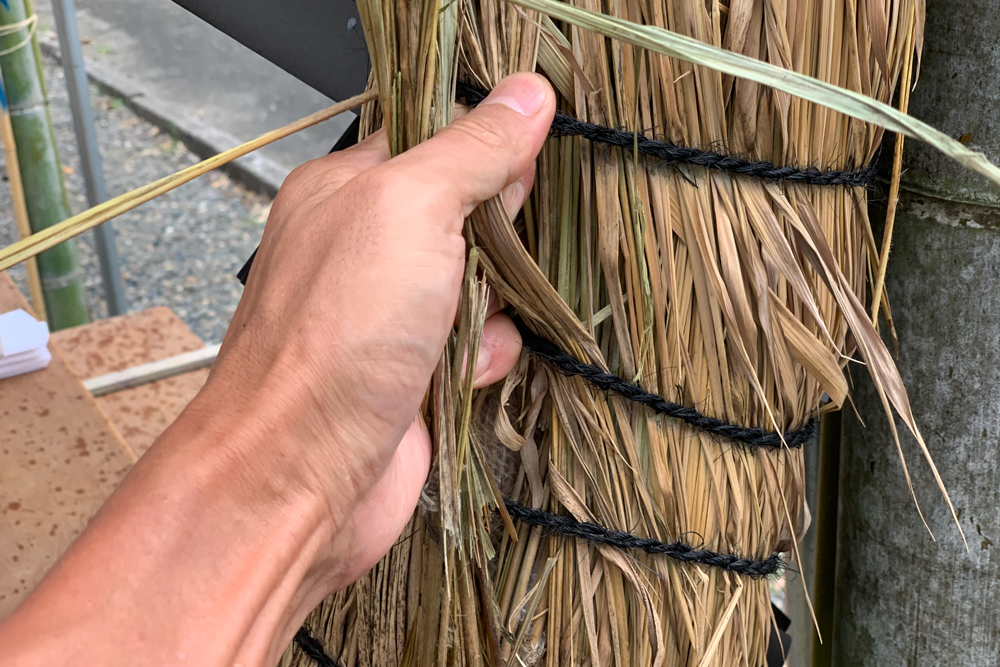 上総國一之宮 玉前神社の夏越大祓(なごしのおおはらえ) 茅の輪くぐり神事