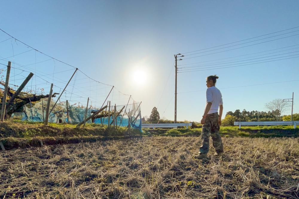 春の田おこしDAY12 ラウンド2 田んぼをしてると世界が広がりタケノコをもらえたりする