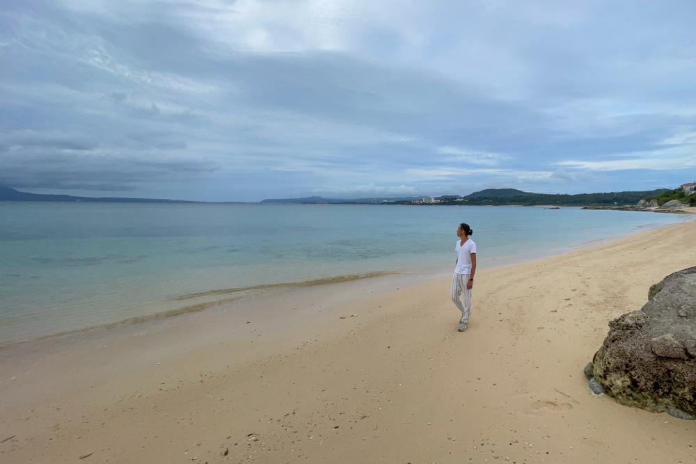 ワーケーション 仕事と遊びの時間配分と仕事の合間に撮った沖縄の風景