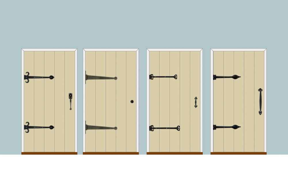 東京自宅 ロフト リノベーションDAY7 アイアンヒンジと古材を組み合わせて収納扉を作る コースタルインテリアテイストを目指す!