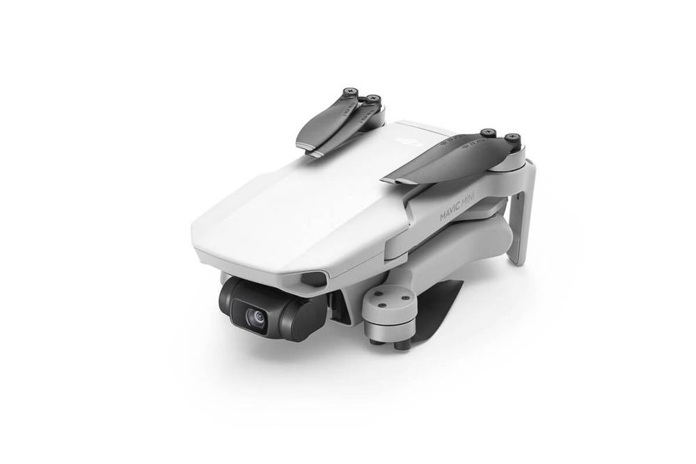 DJI Mavic mini折り畳み