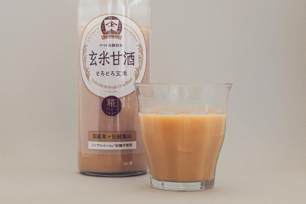 大和発酵飲料 玄米甘酒