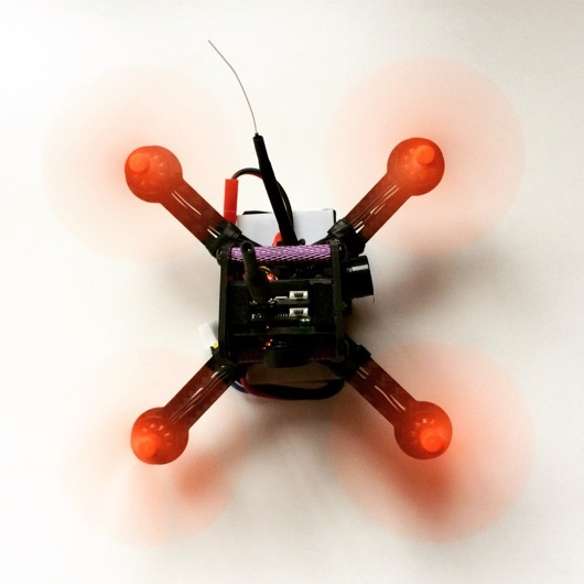 Realacc KT100+Eachine Mini Cube