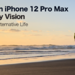 iPhone 12 Pro Max Dolby Visionで撮る房総 九十九里浜の朝